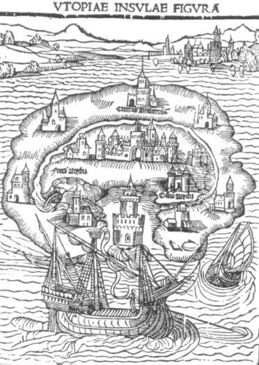 Isola di Utopia Moro