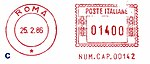 Italy stamp type EE5cc.jpg