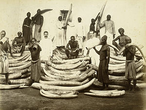 Talbot Mundy - Mundy was active in the East African ivory trade