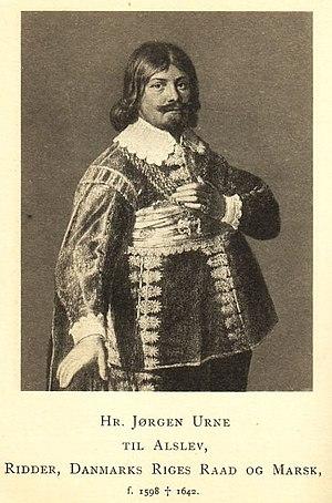 Jørgen Knudsen Urne