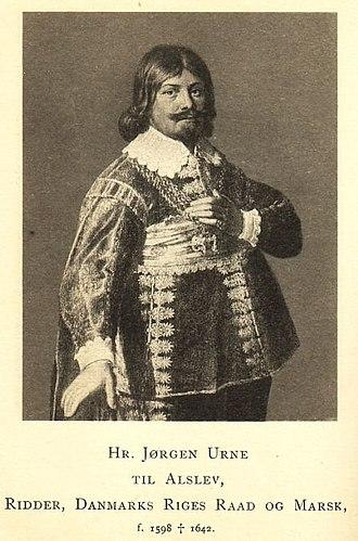Jørgen Knudsen Urne - Jørgen Knudsen Urne