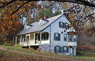 Jacobsburg Environmental Education Center - The Henry homestead