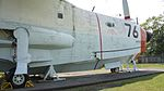 JMSDF US-1A(9076) forward fuselage section right rear view at Kanoya Naval Air Base Museum April 29, 2017.jpg
