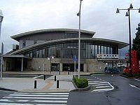 JRC taita line Mino-ota station 01.jpg
