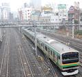 JR East train near Uguisudani station.png