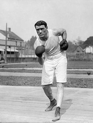 Philadelphia Jack O'Brien - O'Brien in 1911