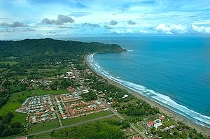 English: Costa Rica's most popular destination