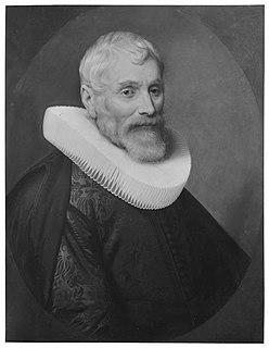 Jacob Dircksz de Graeff Dutch mayor