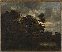 Jacob van Ruisdael - Watermill NK1773.jpg