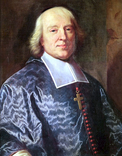 Jacques-Bénigne Bossuet French bishop and theologian