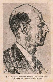 Jaime Eyzaguirre Chilean historian