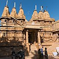Jaisalmer-01-Stepways to the Jain temples-20131010.jpg
