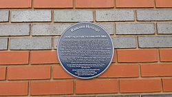 James alistair taylor plaque