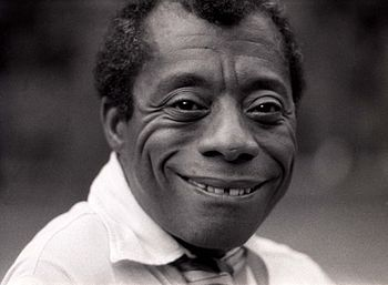 English: James Baldwin