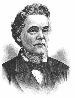 Samford University - Confederate chaplain James H. DeVotie.