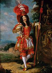 "Jan Thomas - Leopold I as Acis in the play ""La Galatea"".jpg"