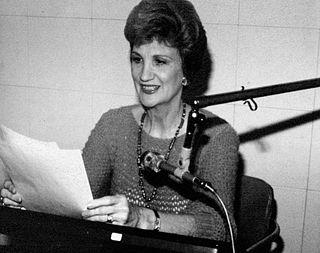 Jane Barbe American singer
