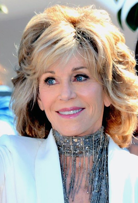 Jane Fonda Cannes 2015