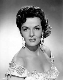Jane Russell American actress and model