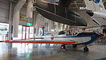 Japan TRDI High Lift Experimental Plane(Saab Safir91B Mod) at Kakamigahara Aerospace Science Museum November 2, 2014 02.JPG