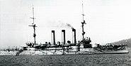 Japanese cruiser Iwate at Plymouth