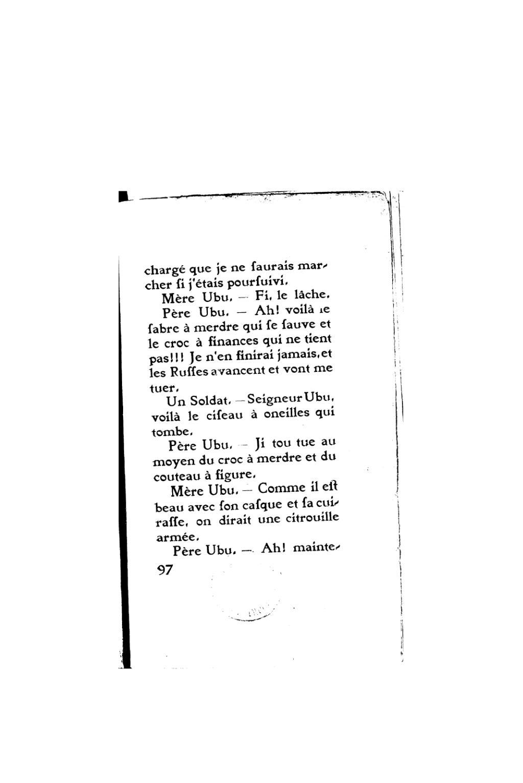 ubu roi pdf