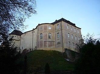 Jánský vrch - Image: Javor 7
