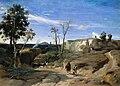 Jean-Baptiste Camille Corot - La Cervara, la campagne romaine.jpg