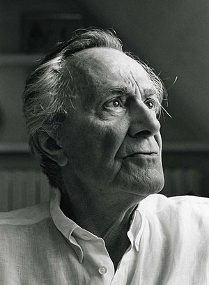 Jean-François Lyotard - Jean-François Lyotard. Photo by Bracha L. Ettinger, 1995.