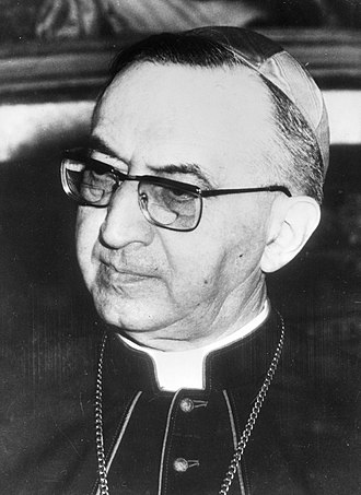 President of the Pontifical Commission for Vatican City State - Image: Jean Marie Villot 1978