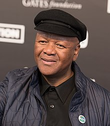 Jeff Radebe (Red carpet) - Global Citizen Festival Hamburg 01.jpg