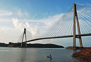 Batam - Tengku Fisabilillah (Barelang) Bridge