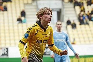 Jeppe Kjær (footballer, born 2004) Danish footballer