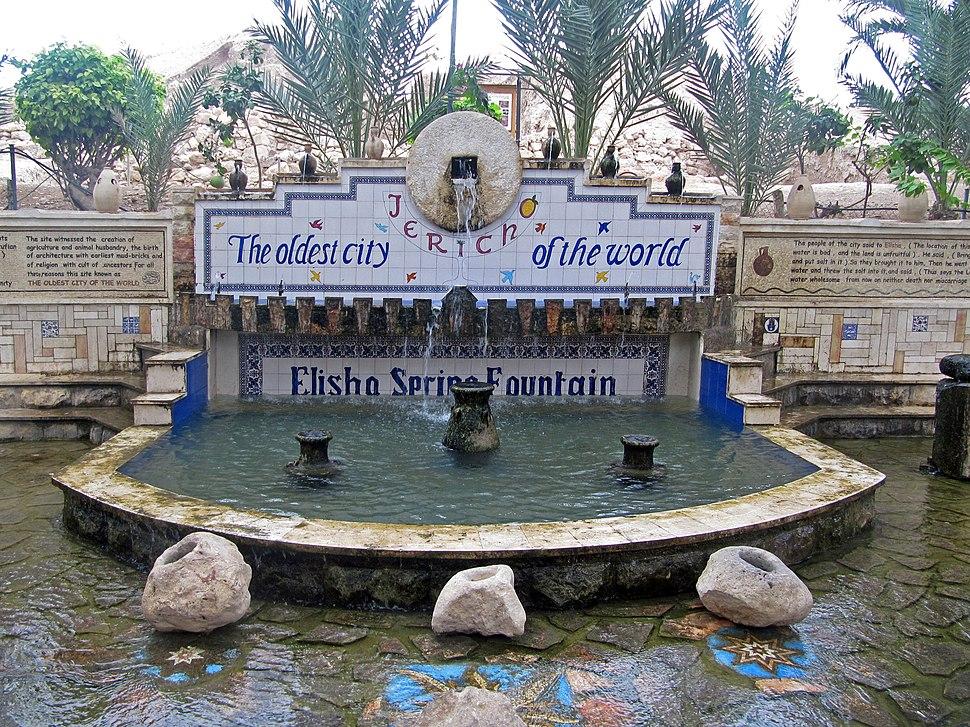 Jericho - Elisha's Fountain2