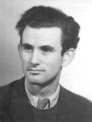 Jerzy Łoś - Jerzy Łoś c.1955