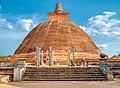 Jetavanaramaya Stupa profile.jpg