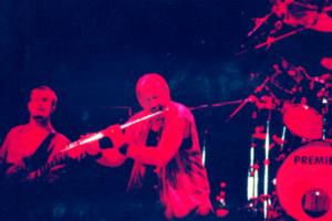 Jethro Tull dum koncerto en Neapolo en 1997