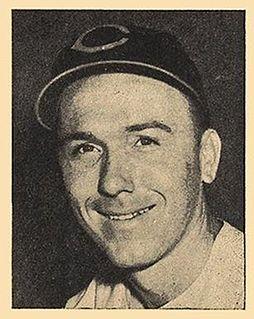 Jimmy Ripple Major League Baseball player
