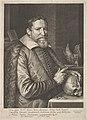Joannes Neyen, general of the order of Franciscan friars, ambassador in Trier MET DP825414.jpg