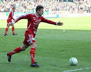 Johan Niklasson - Image: Johan Niklasson, 2013 04 14