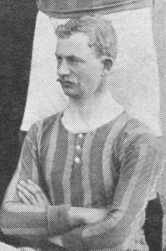 John Boag (footballer, born 1874) - Boag while with Brentford in 1904