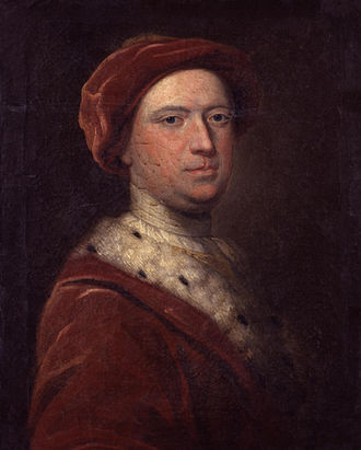 John Boyle, 5th Earl of Cork - The Earl of Cork.
