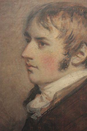 John Constable - John Constable by Daniel Gardner, 1796