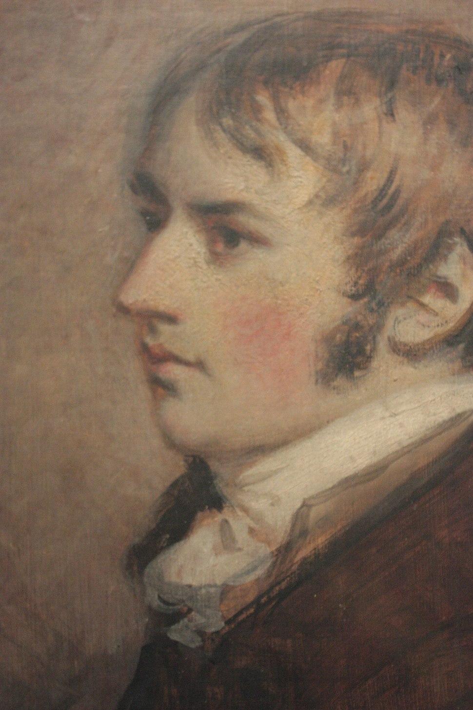 John Constable by Daniel Gardner, 1796