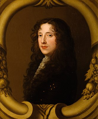 John Alexander (painter) - Portrait of John Graham, 1st Viscount Dundee by John Alexander