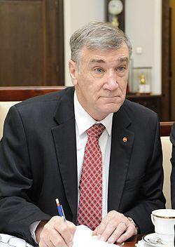 John Hogg Australia Senate of Poland 01.JPG
