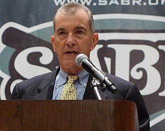 John Schuerholz - Schuerholz in 2010.
