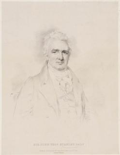 John Stanley, 1st Baron Stanley of Alderley British Baron and politician