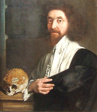 John Tradescant the Younger - John Tradescant the Younger, attributed to Thomas de Critz
