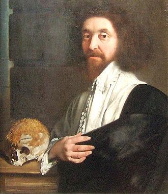 John Tradescant the Younger - John Tradescant the Younger, attributed to Thomas de Critz